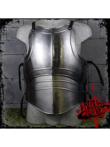 Steel breastplate Parsifal