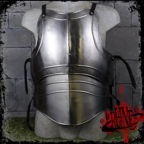 Steel brestplate Parsifal