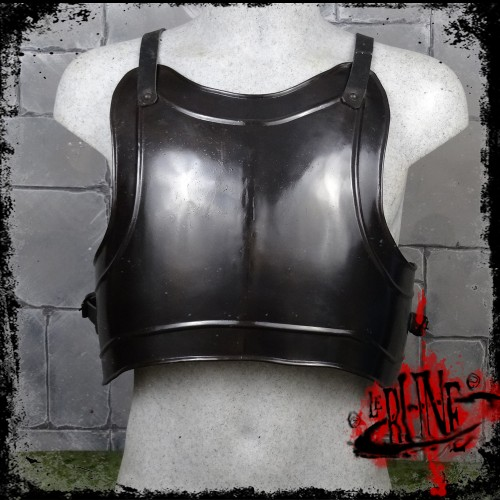 Steel breastplate Parsifal (chest only)