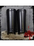 Steel greaves Lyonell