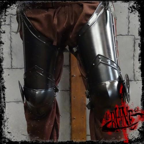 Steel upper legs Lyonell
