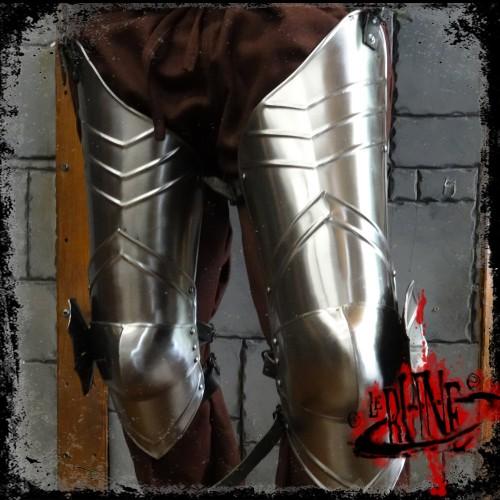 Steel upper legs Malfred