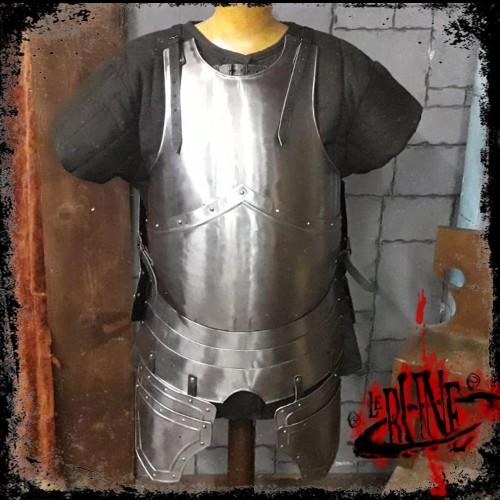 Steel breastplate Lyonell