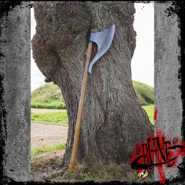 Elven Long Axe (147cm)