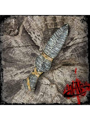 Coreless dagger Stone