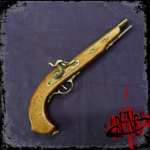 Pistol - English XVII century