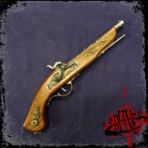 Pistol - French XVII century
