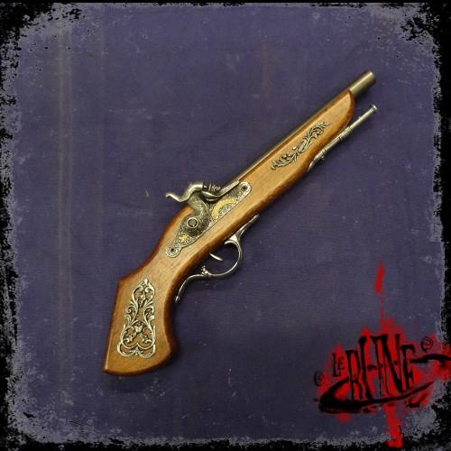 Pistol - Italian XVII century