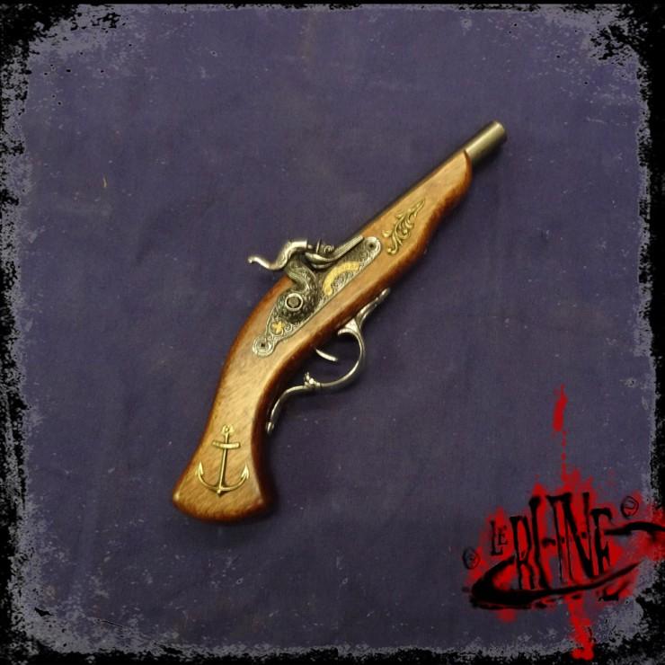 Pistol - Spanish XVII century