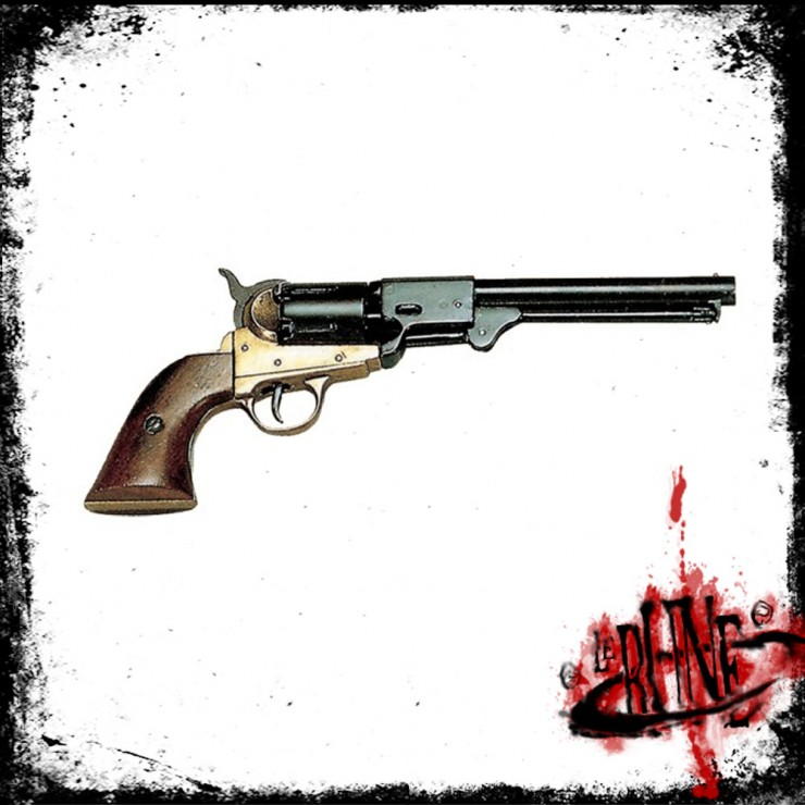 Colt Navy (Gunblued)